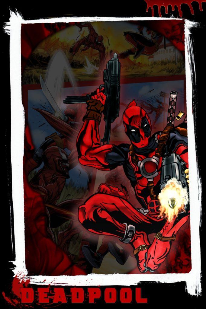 Deadpool Encart
