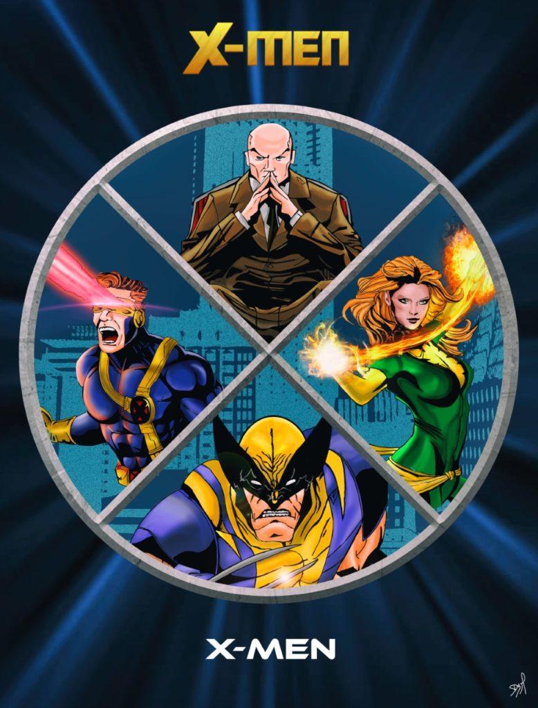 X-Men - Les x-men