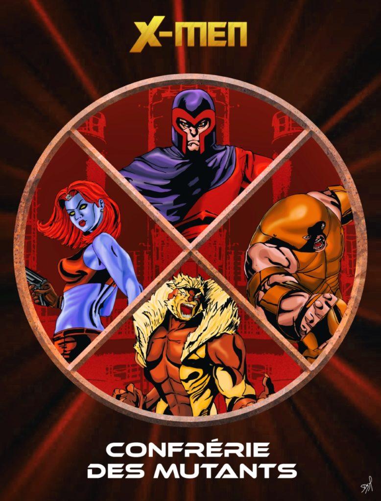 X-Men - La confrérie des mutants