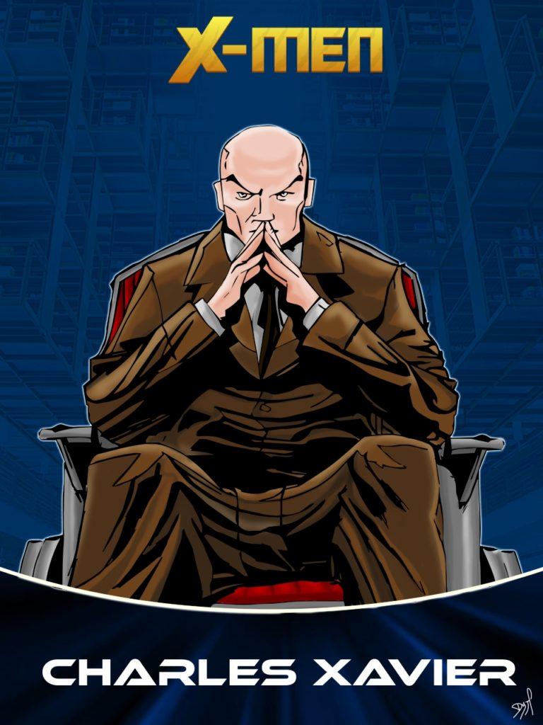 X-Men - Charles Xavier