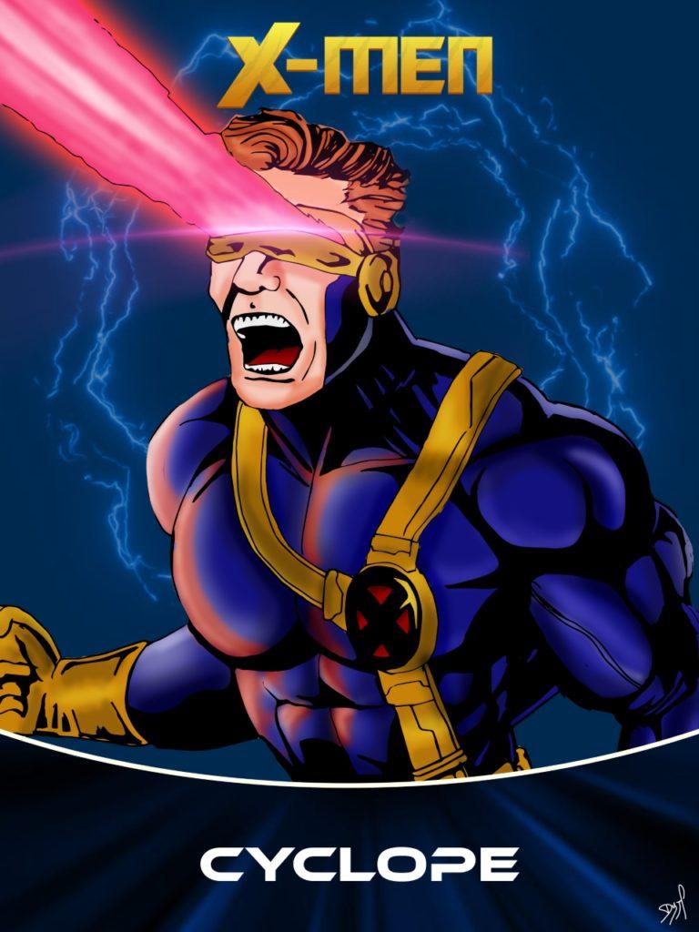 X-Men- Cyclope