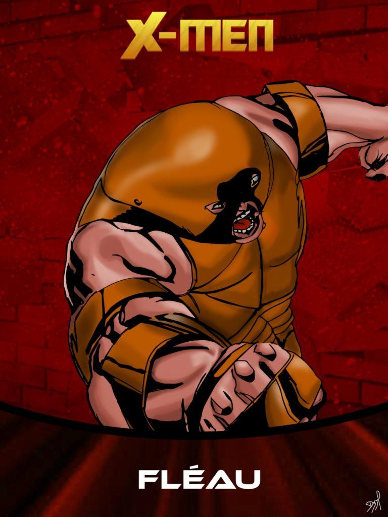 X-Men - Fléau