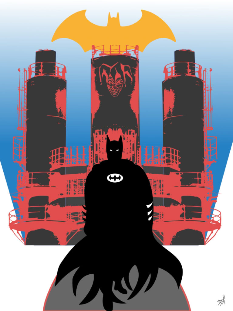 Batman Vectoriel